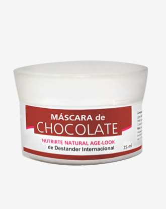 mascara chocolate